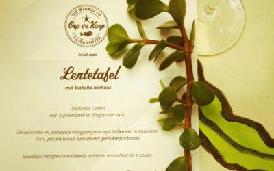 Flower Season Langtafel Lekkerte