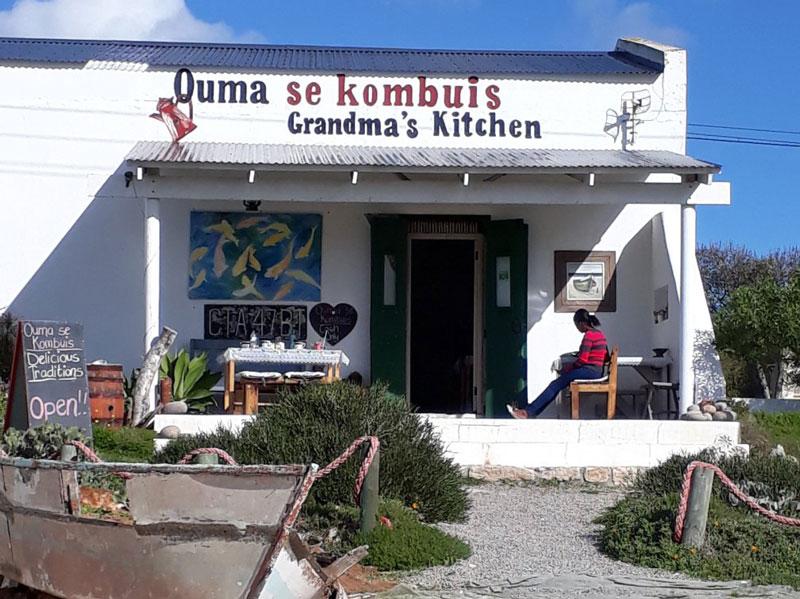 Ouma se Kombuis