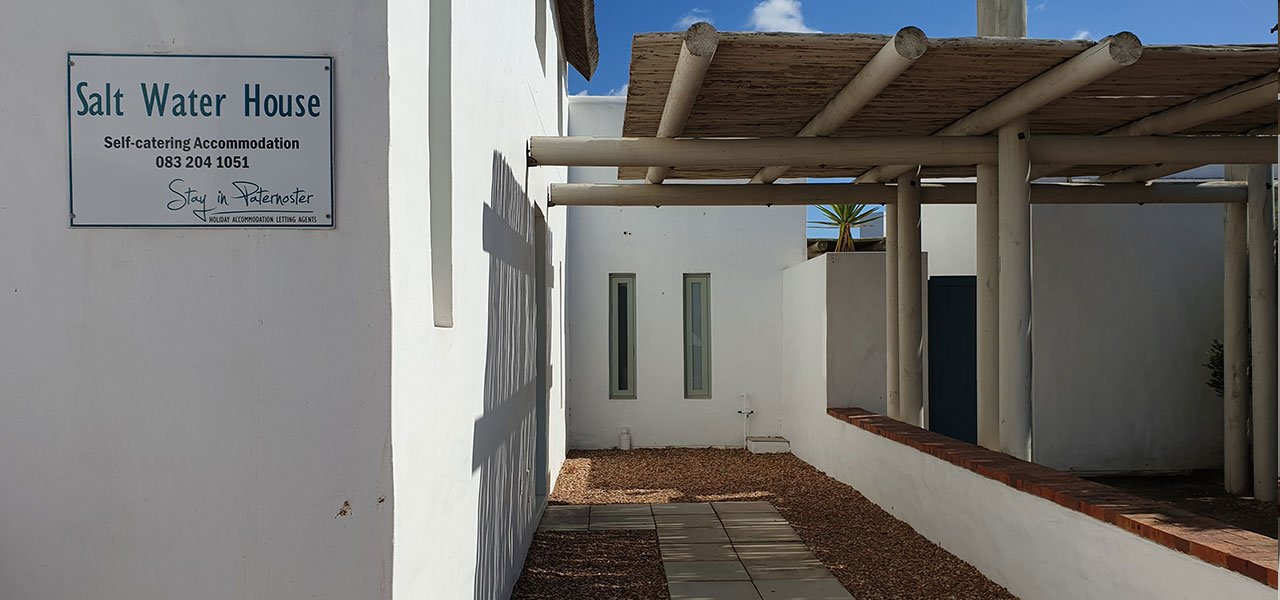 Salt Water House, paternoster self-catering accommodation, book self catering accommodation, western cape, west coast accommodation, paternoster accommodation